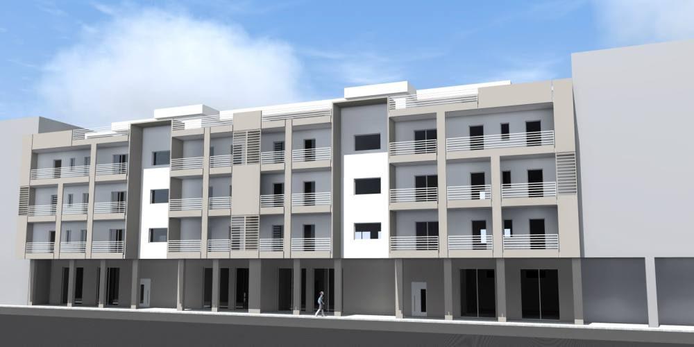 Nuovi appartamenti e box auto, in realizzazione a Rutigliano, zona via Cellamare