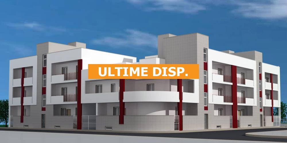 Appartamenti di nuova costruzione da 2 o 3 vani, zona via Mola, Rutigliano, ULTIME DISPONIBILITÀ