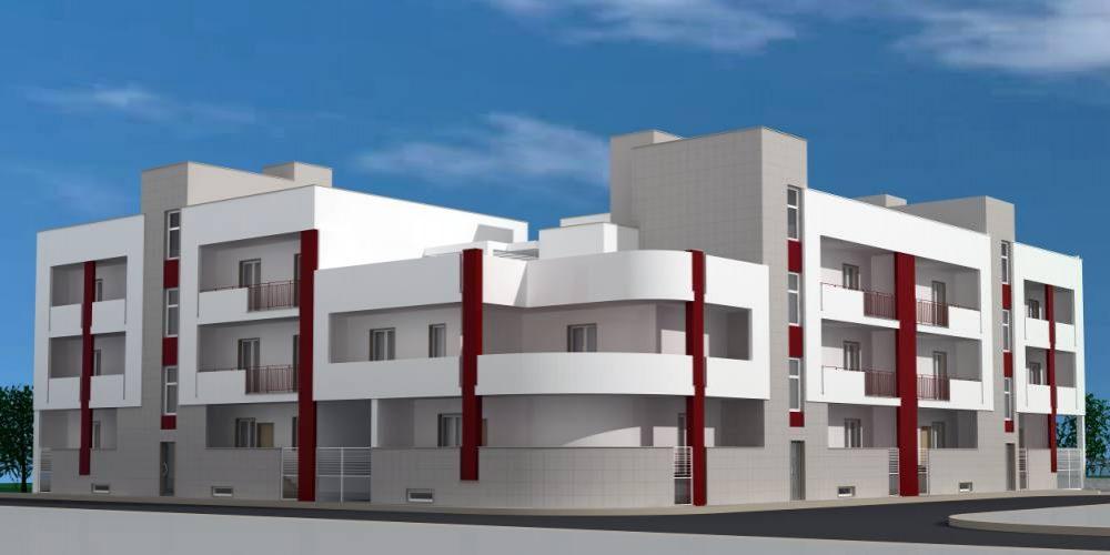 Appartamenti di nuova costruzione da 2 o 3 vani, zona via Mola, Rutigliano